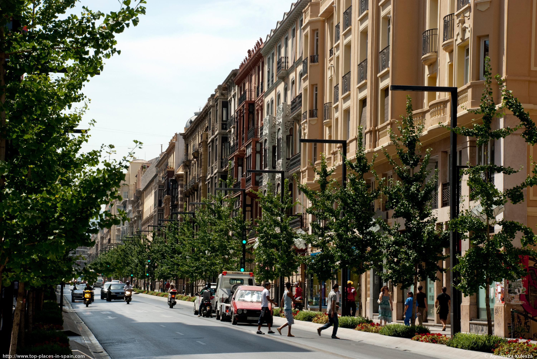 Granada - street and architecture (2) photo